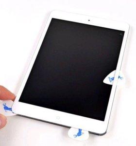 Замена сенсорного стекла iPad mini