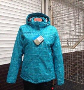 Зимняя куртка Коламбия р.52