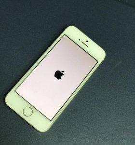 iPhone 5s gold 32gb