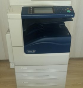 Цветной лазерный МФУ Xerox 7120