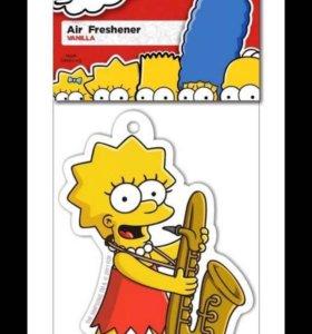 """Ароматизаторы """"Simpsons"""""""