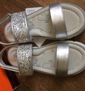 Новые сандали . Босоножки