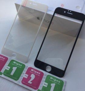 3D броне стекло на IPhone 6/6s/7