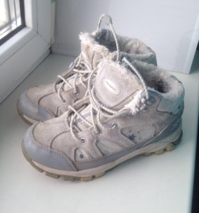 Ботинки Оутлендер, кожа 32рр
