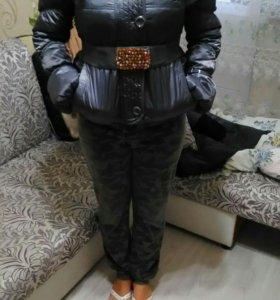 Куртка очень теплая44-46