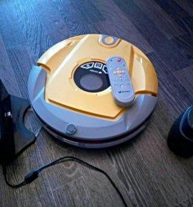 Робот-пылесос Kitfort KT-501-4