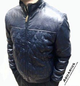 Осенняя утеплённая куртка ZILLI(новая)
