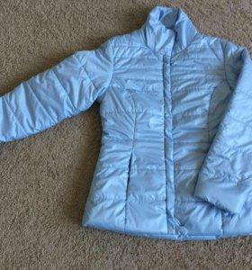 Куртка р.38, 500р