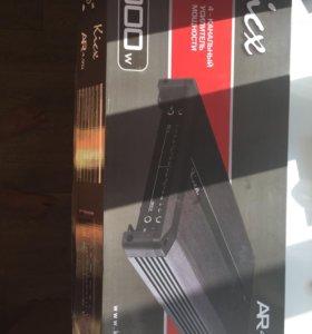 Усилитель 4-канальный Kick AR 1000watt 4.90