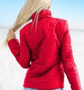 Новая осенне-весенняя куртка
