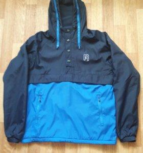 Мужская спортивная куртка reebok р. 48-50 (L)
