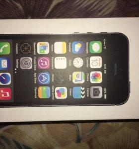 iPhone 5 s новую