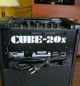Усилитель Roland cube-20X