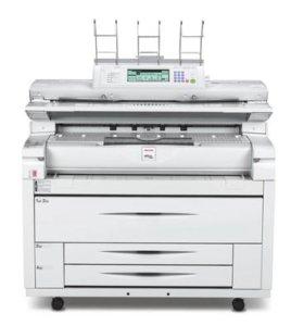 Мфу Ricoh 480w / Nashuatec A080 (формат А0+)