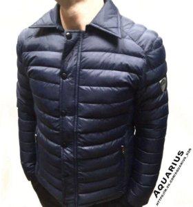 Новая осенняя куртка EA7