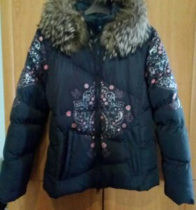 Куртка зимняя женская 46 р-р