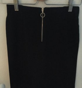 Бандажная юбка Sinsay XS