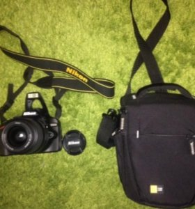 Фотоаппарат Nikon D3200 18-55 kit