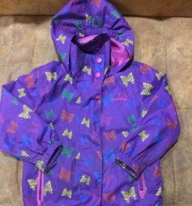Детская куртка б/у весна