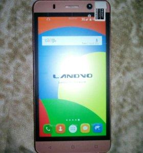 Новый смартфон landvo