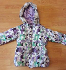 Зимняя куртка р.104