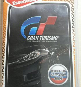 Диск Gran Turismo для PSP