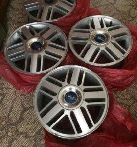 Литые диски для Форд Фокус