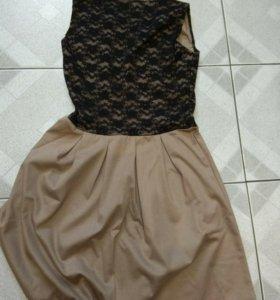 Новое платье 46-48рр