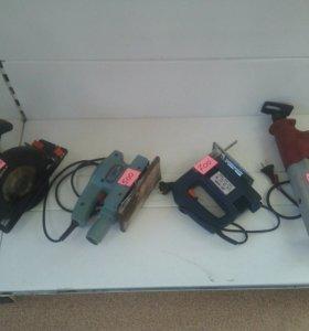 Ручной электро инструмент