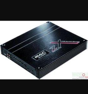 Mac Audio 1600вт  и  Blaupunkt