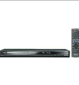 DVD-плеер Panasonic DVD-S54