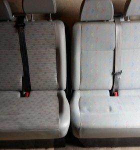 сиденье переднее пассажирское Фольксваген Т5 Т6