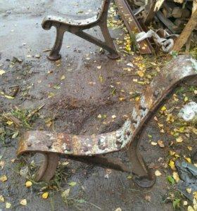 Основа для скамейки.