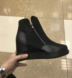 Новые ботинки зима