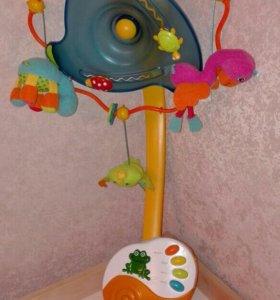 Мобиль с игрушками Tiny Love Лесные серенады