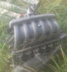 Двигатель бмв М52 два литра.