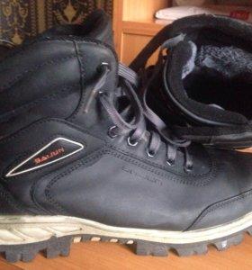 Зимние ботинки размер 45