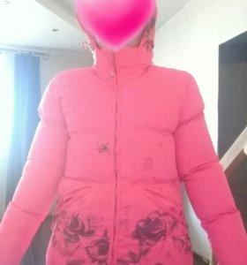 Куртка зимняя,новая