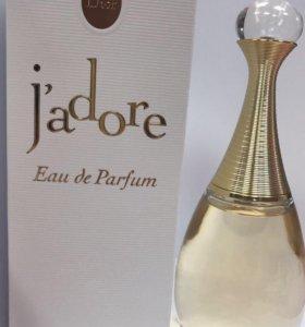 Новые духи Dior J'adore Eau de Parfum (оригинал)