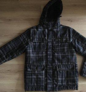 Куртка осень-весна 46 мужская