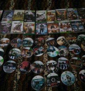 Игровые диски xbox 360