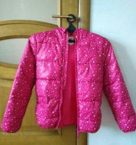 Куртка Ostin на синтепоне размер 44-46