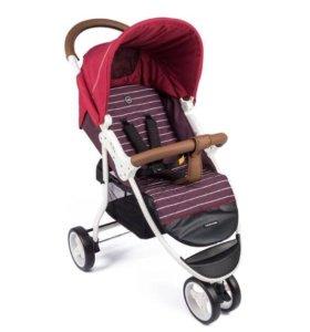 Новая Прогулочная коляска Happy Baby