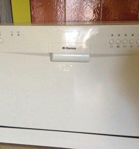 новая компактная посудомоечная машина