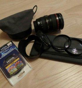 Объектив Canon 24-105 mm f/4L
