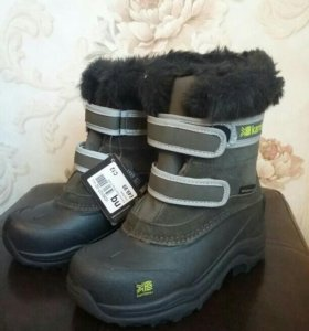 Новые Зимние ботинки Karrimor