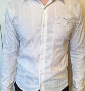 Рубашка с длинным рукавом 52 размер