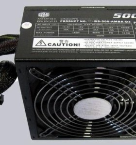 Cooler Master Silent Pro 500W (RS-500-amba-D3)