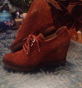 Ботиночки туфли