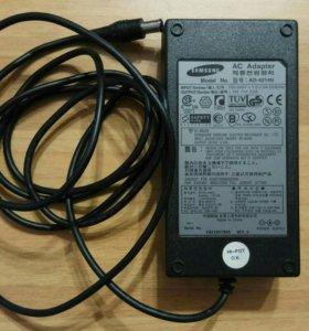 Блок питания для монитора Samsung и Dell